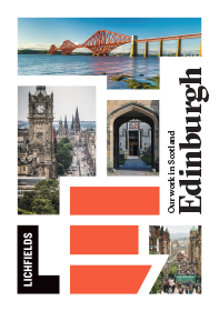 Edinburgh brochure