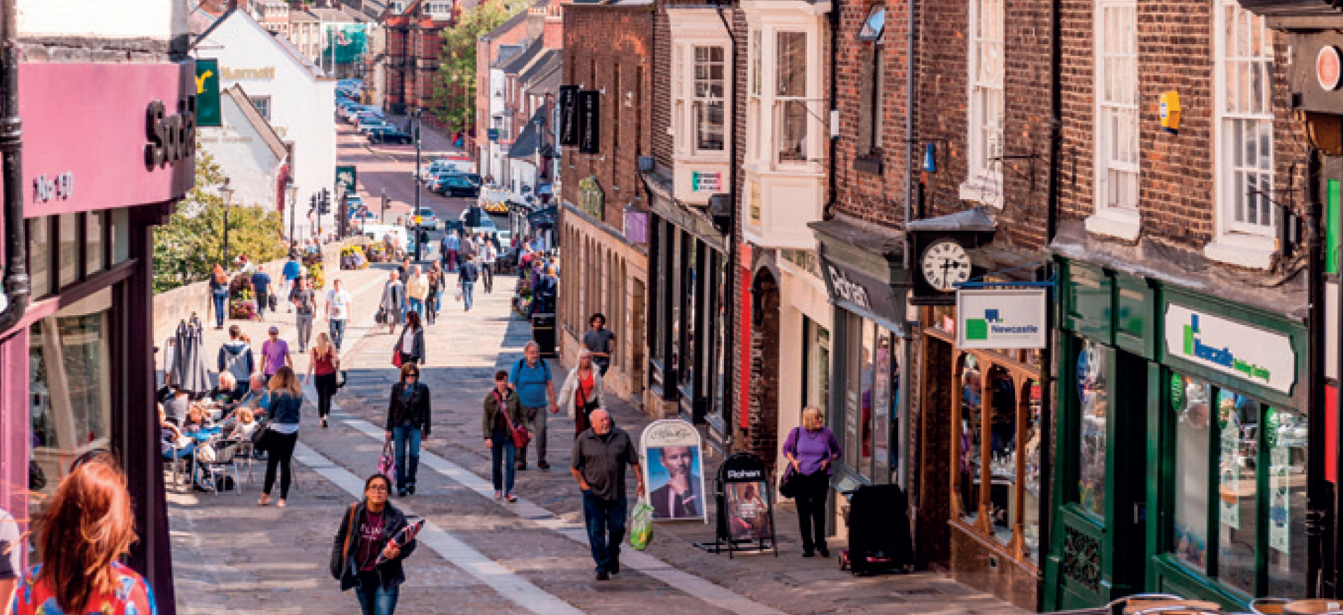 Fundamental changes to high street use classes