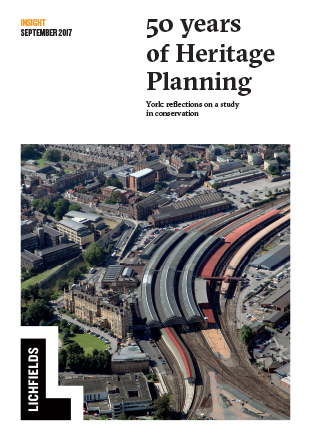 Download 50 years of Heritage Planning