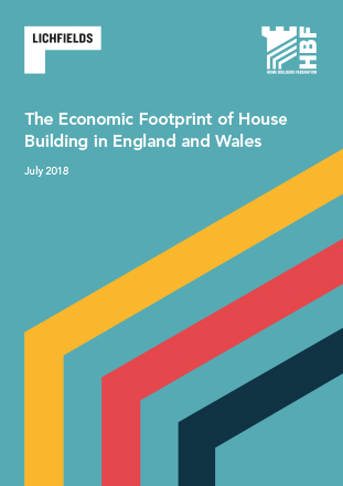 Download The Economic Footprint of House Building in England and Wales