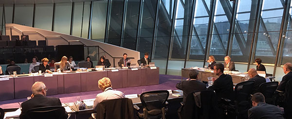 Draft London Plan EiP: 'Willing Partners' or not?