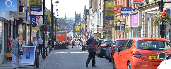 High Streets / Town Centres Funding Shortlists: Seizing the opportunity