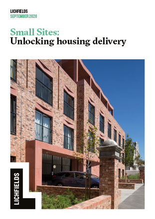 Download Small sites: Unlocking housing delivery