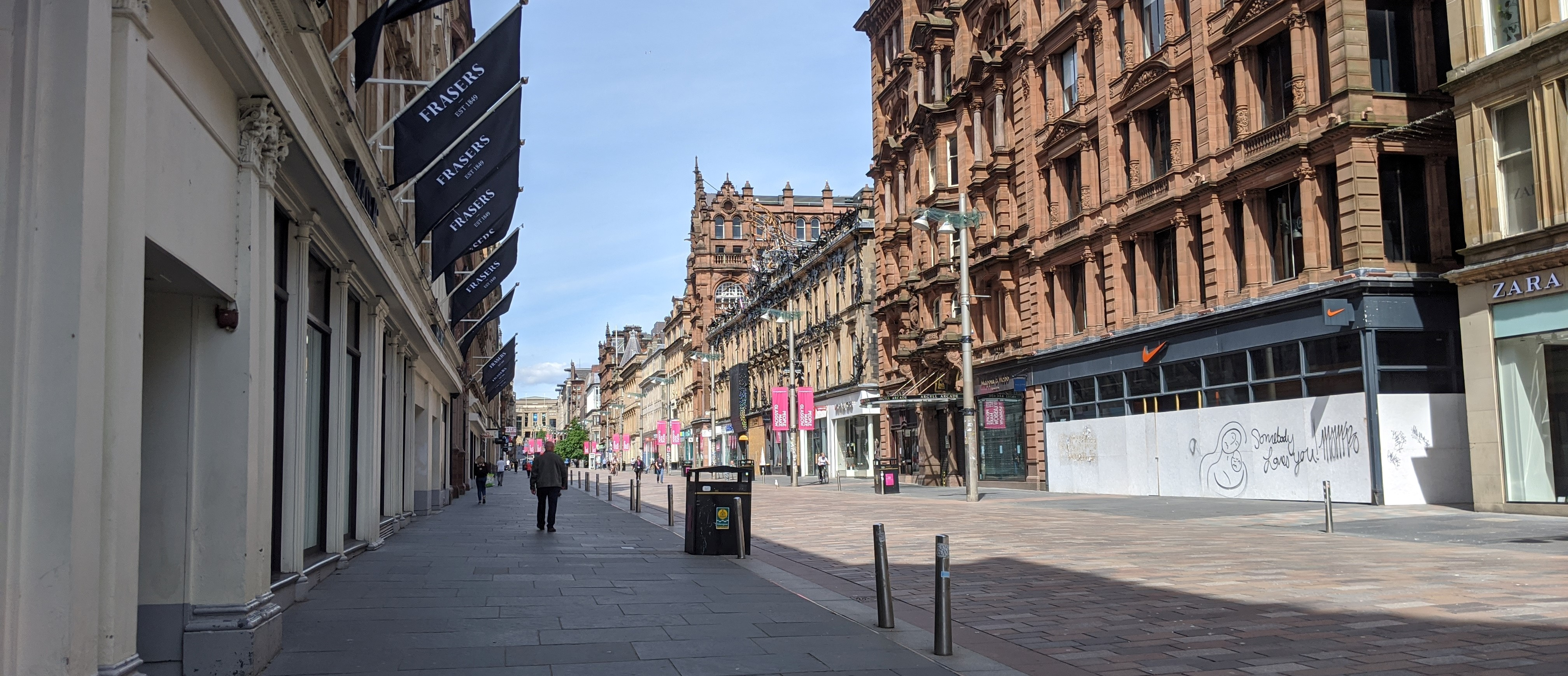 Revolution or evolution? A new future for Scotland's town centres